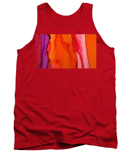 Heat Waves Tank Top