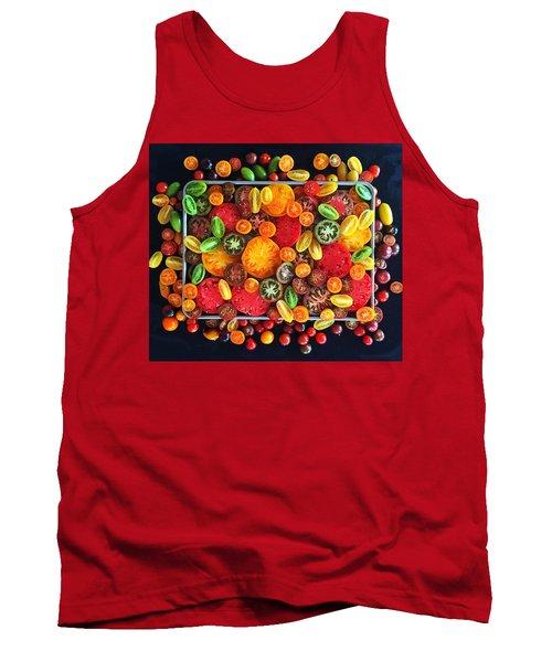 Heirloom Tomato Medley Tank Top