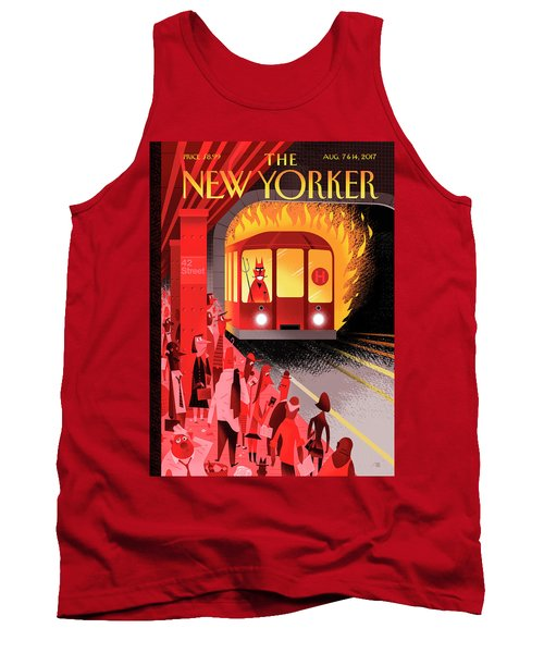 Hell Train Tank Top
