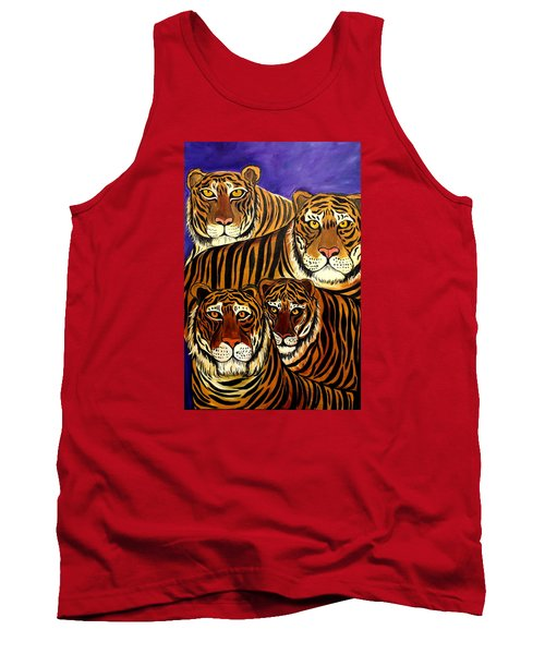 Here Today Gone Tomorrow Tank Top by Lisa Aerts