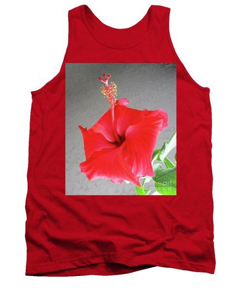 Hibiscus #2 Tank Top