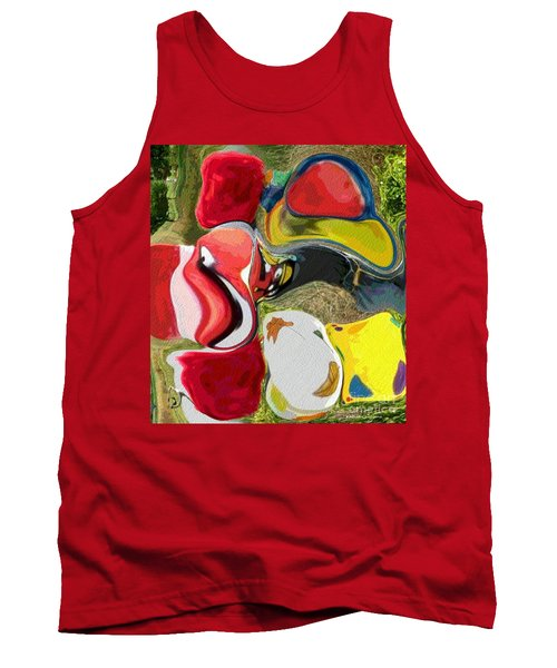 Odd Couplings Tank Top