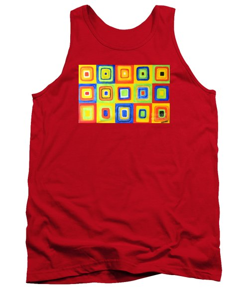 Hip To Be Square Tank Top