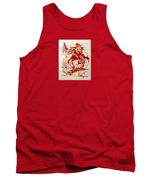 History In Blood Tank Top