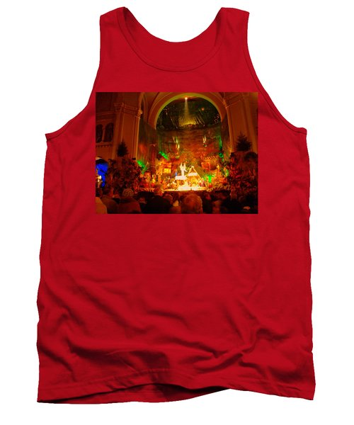 Holiday Decor In The Basilica Tank Top