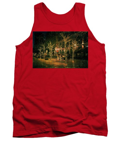 Holiday Handsome Cab Tank Top by Kristal Kraft