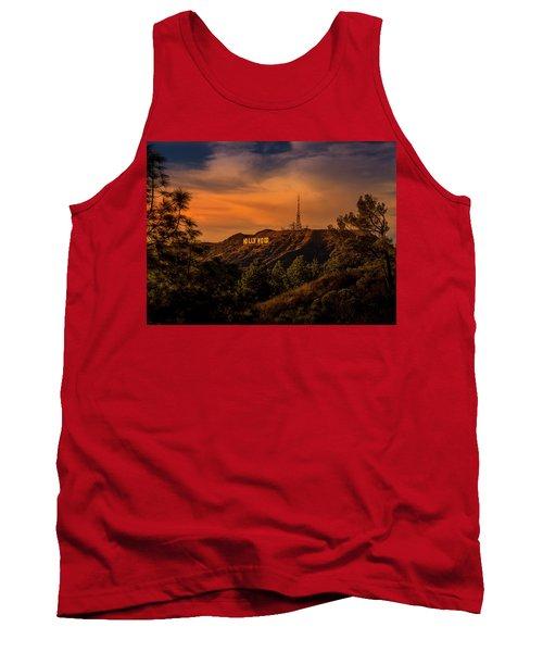 Hollywood Sunset Tank Top