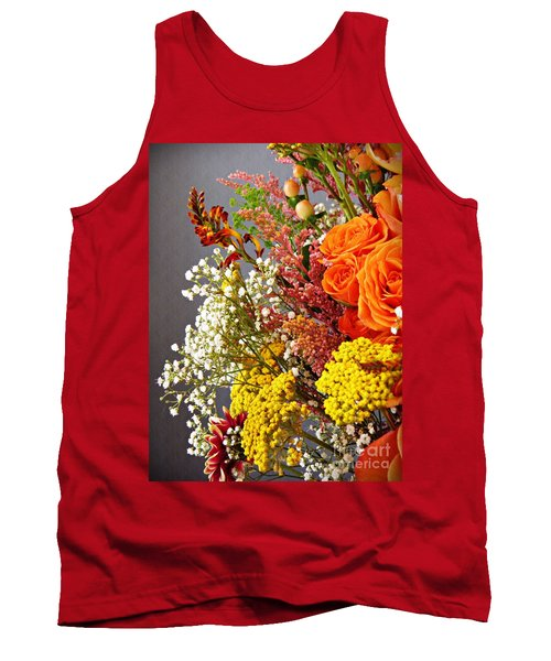 Tank Top featuring the photograph Holy Week Flowers 2017 2 by Sarah Loft