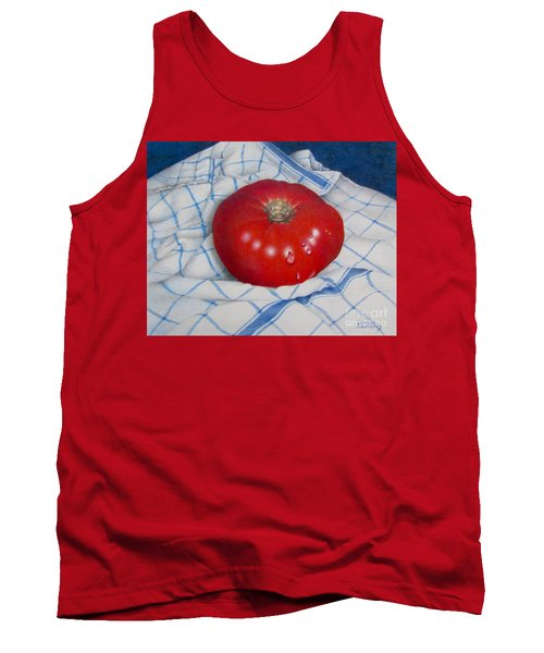 Home Grown Tank Top by Pamela Clements
