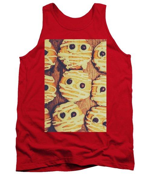 Homemade Mummy Cookies Tank Top