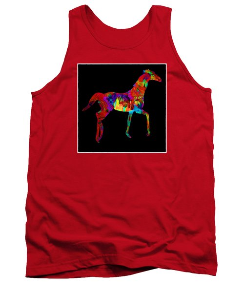 Horse Tank Top