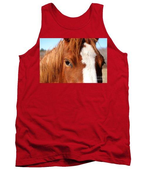 Horse's Mane Tank Top