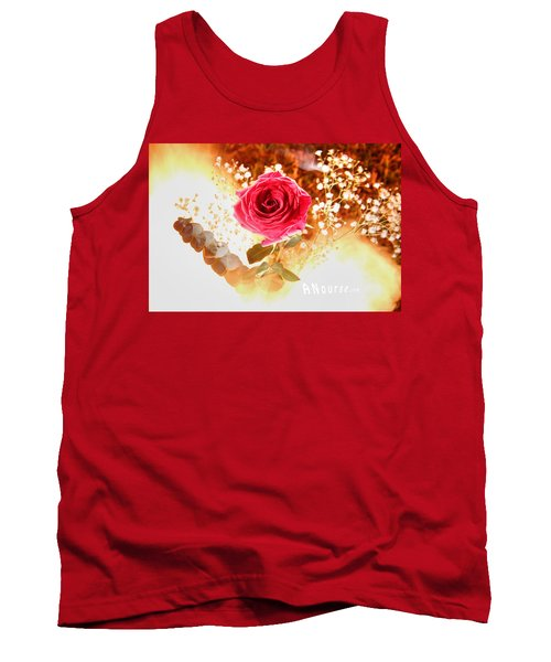 Hot Beauty Tank Top by Andrew Nourse