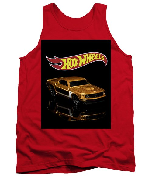 Hot Wheels '69 Ford Mustang 2 Tank Top