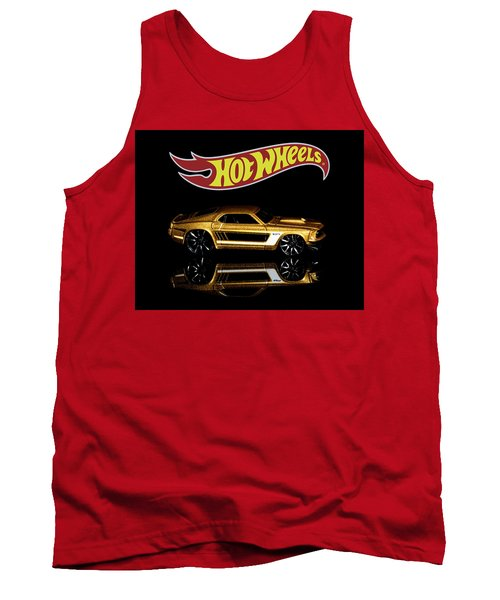 Hot Wheels '69 Ford Mustang Tank Top