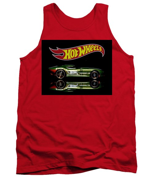 Hot Wheels Fast Felion Tank Top