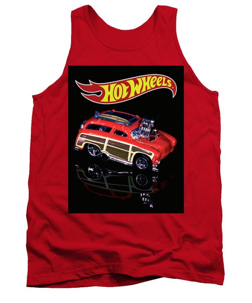 Hot Wheels Surf 'n' Turf Tank Top