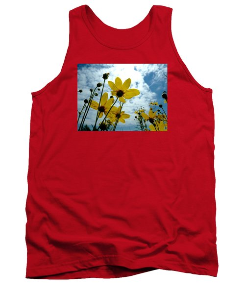 How Summer Feels Tank Top by Tim Good