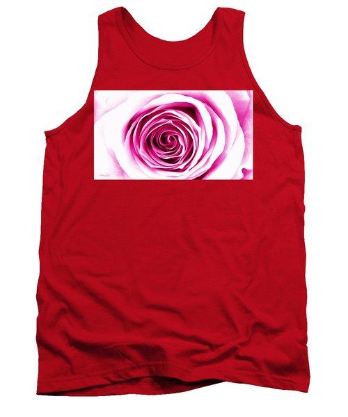 Hypnotic Pink Tank Top