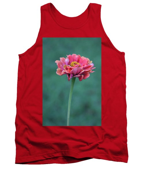 I Must Have Flowers... Tank Top by Vadim Levin