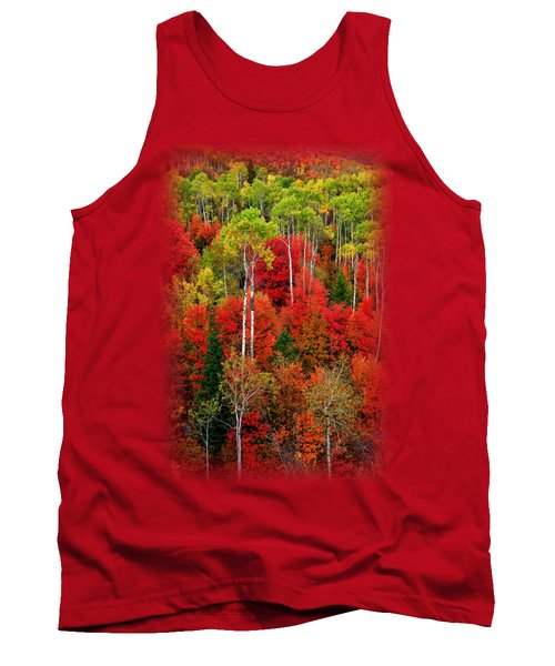Idaho Autumn T-shirt Tank Top