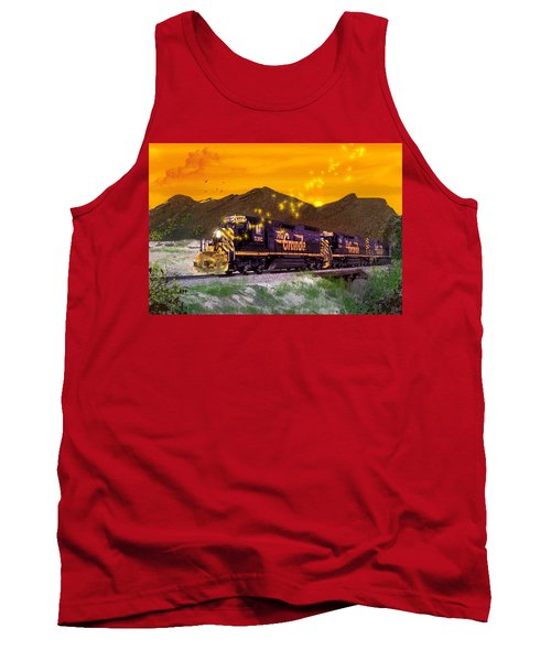 If I Had A Magic Wand Tank Top by J Griff Griffin