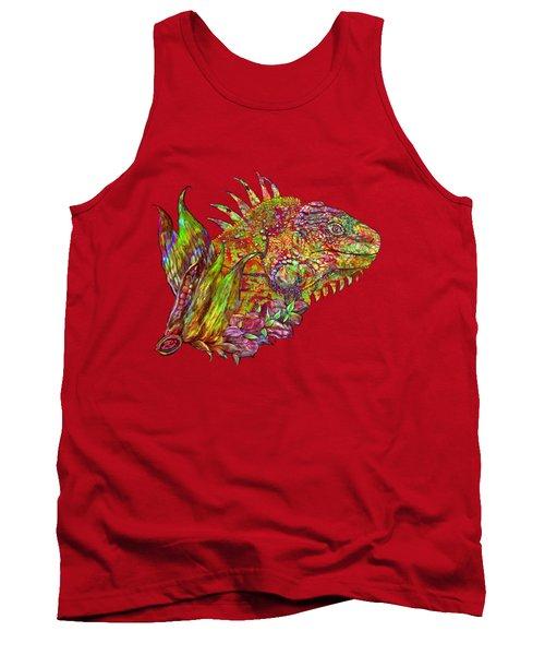 Iguana Hot Tank Top