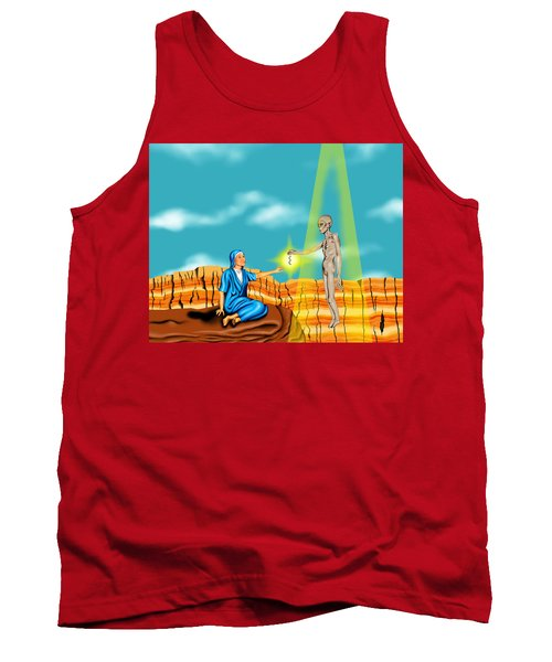 Immaculate Conception Tank Top
