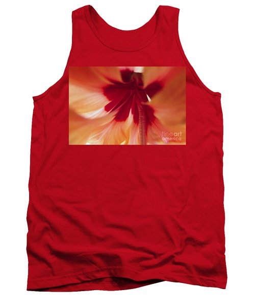 Inside Hibiscus Tank Top