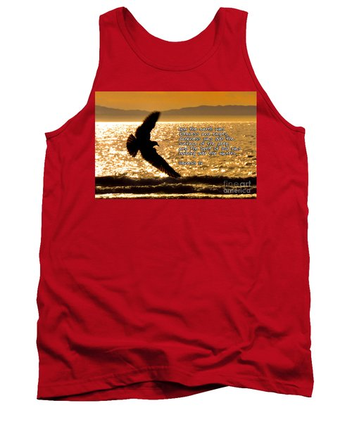 Inspirational - On The Move Tank Top