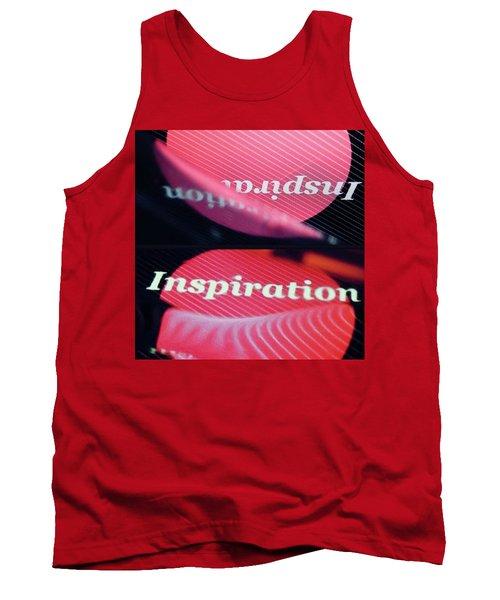 Inspiration Tank Top