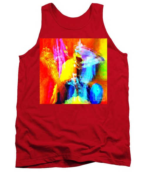 Inspired To Interpret Tank Top