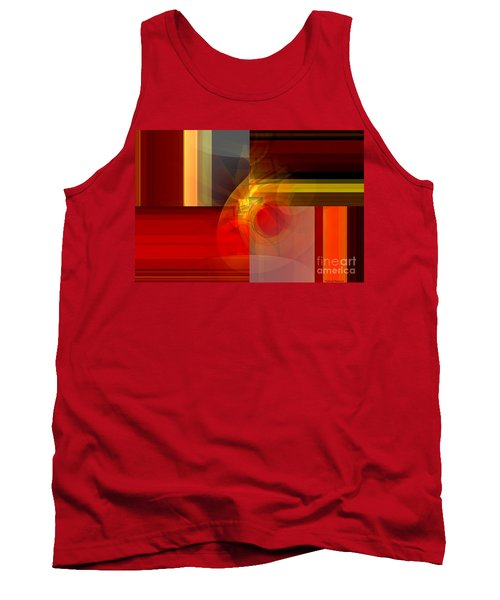 Inspriration  Tank Top by Thibault Toussaint