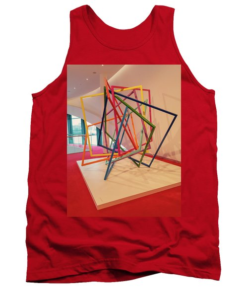 Interior Of Musical Theater Hamburg Tank Top