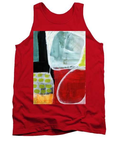 Intersection 37- Abstract Art Tank Top
