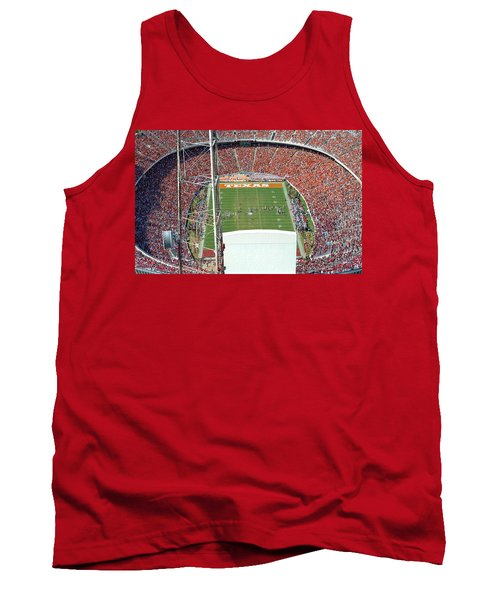 Into The Bowl Tank Top