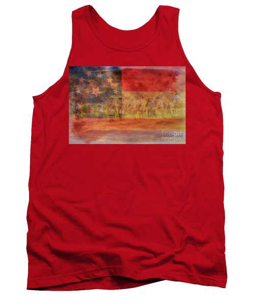 Is Mississippi Ready For This Day Gettysburg Tank Top