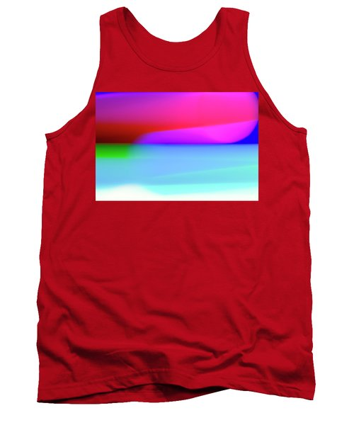 Island Sunset Tank Top