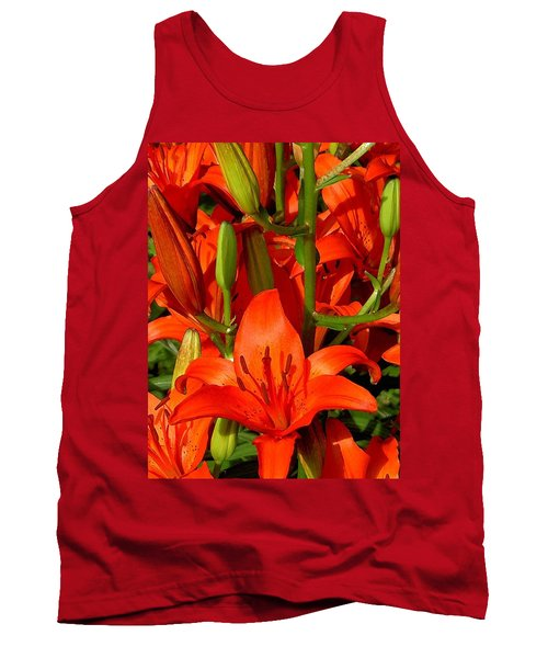 It's All About Red Tank Top
