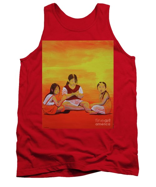 It's Called Global Warming Tank Top by Stuart Engel