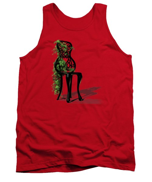 Ivy Chair - T Shirt Tank Top