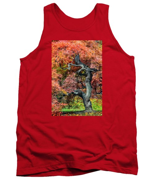 Japanese Maple - Aged To Perfection Tank Top