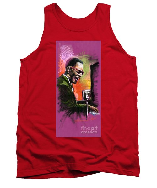 Jazz. Ray Charles.2. Tank Top