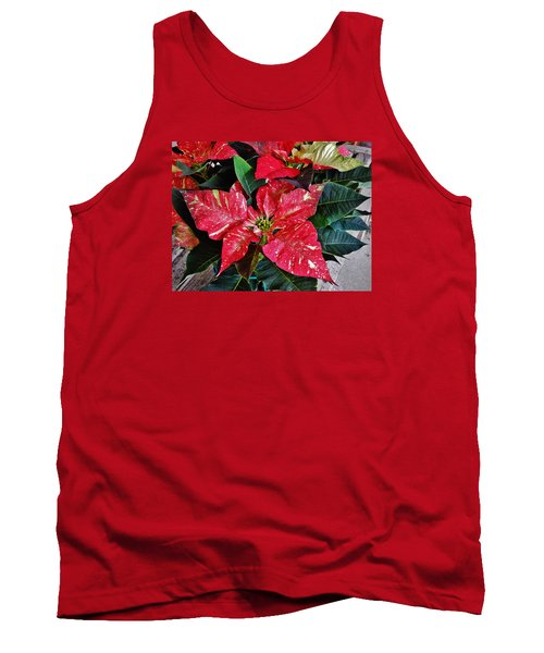 Jingle Bell Rock 3 Tank Top by VLee Watson