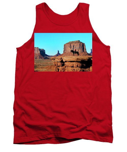 John Ford's Point Tank Top