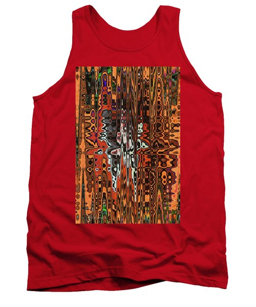 Jojo Abstract Tank Top