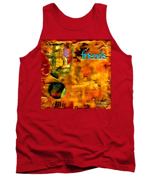 Just A Little Chat About Dreams And Things Tank Top