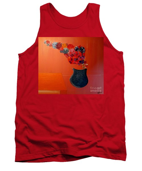 Just A Thought  Bill Oconnor Tank Top by Bill OConnor