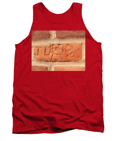 Just Another Brick In The Wall Tank Top