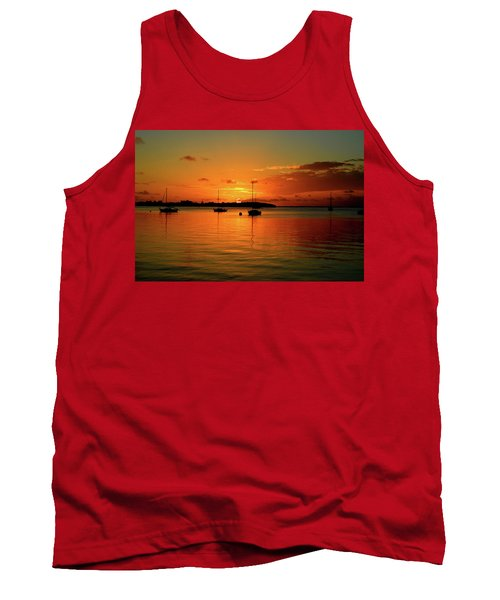 Key Largo Sunset Tank Top